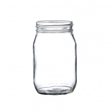 Drinking Jam Jar 16oz