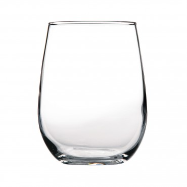 Stemless White Wine 17oz