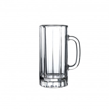 Paneled Beer Mug 10oz