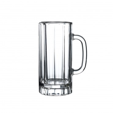 Paneled Beer Mug 12oz