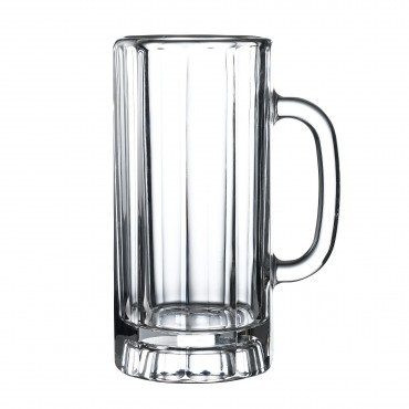 Paneled Beer Mug 22oz