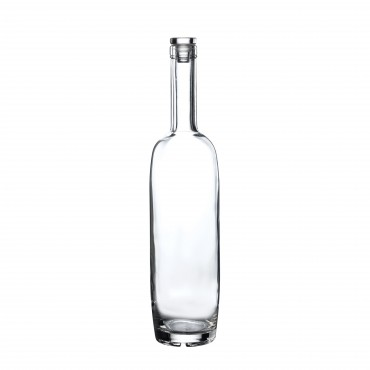 Bottle with glass stopper 29.5oz