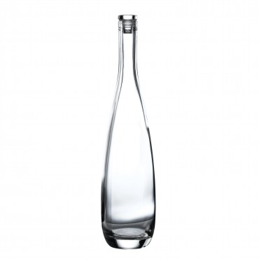 Bottle with glass stopper 24.75oz