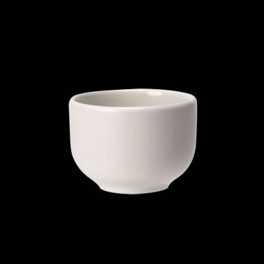 Simplicity White Sake/Condiment Cup