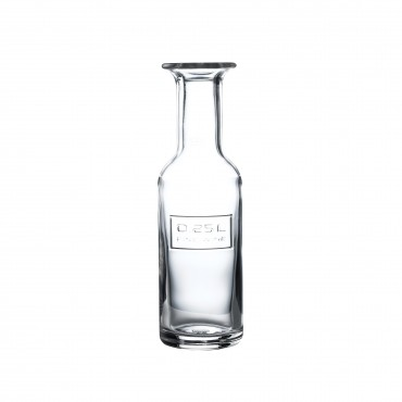 Optima Carafe CE @ 0.25L 25cl 8.75oz