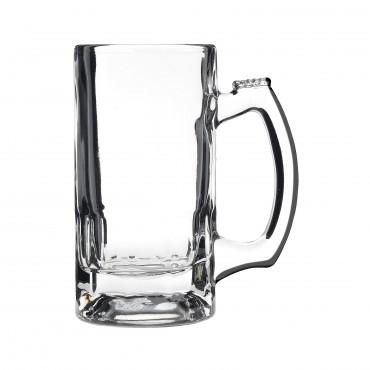 Trigger Beer Mug 12oz