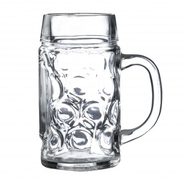 Beer Stein LCE Lined @ 1 Pint 0.5L 24oz