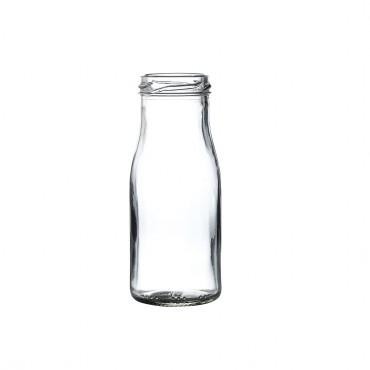 Mini Milk Bottle (no cap) 5.5oz