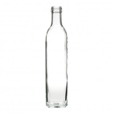 Square Oil Bottle Drizzler 9oz