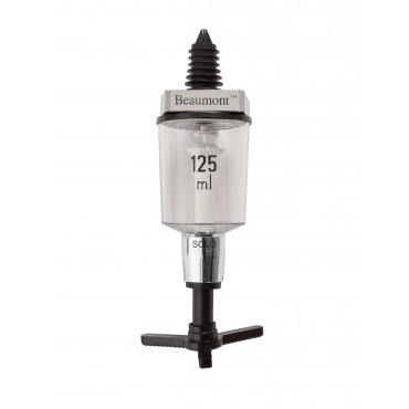 125ml Solo Wine Measure Long Spindle