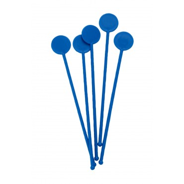 "7"" Disc Stirrers - Blue"