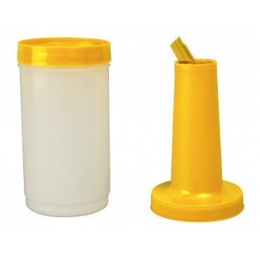 Save & Serve Professional Quart Yellow