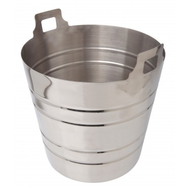 Stainless Steel Champagne Bucket (5 litre)