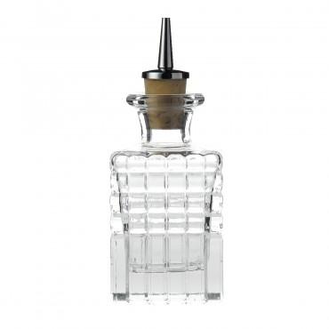 Square Dash Bottle 3.5oz