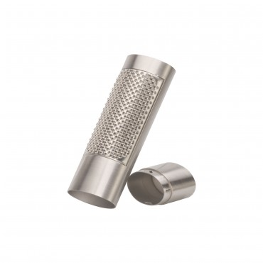 Oval Nutmeg Grater with nut Compartment