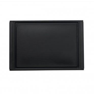 Non Slip Cutting Board, Black