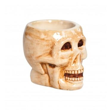 Tiki Mug Skull shot