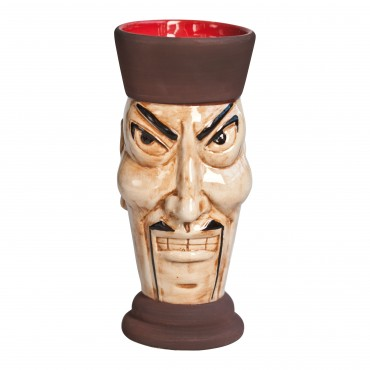 Tiki Mug Fu Manchu