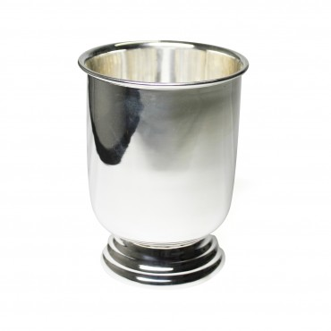 Prince of Wales Julep Cup Plain silver plate 12oz