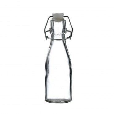 Mini Bottle with Flip Lid 5.5oz