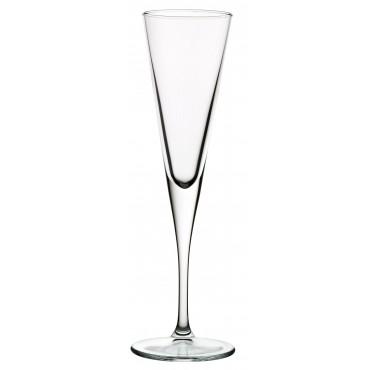 V Line Champagne Flute 5.25oz