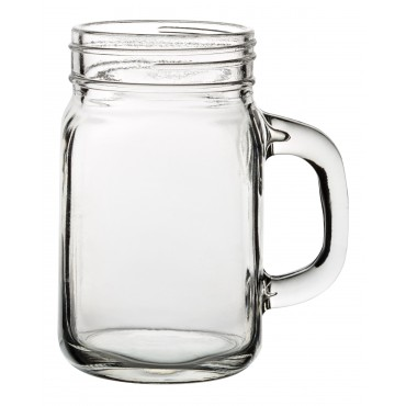 Tennessee Handled Jar 15oz
