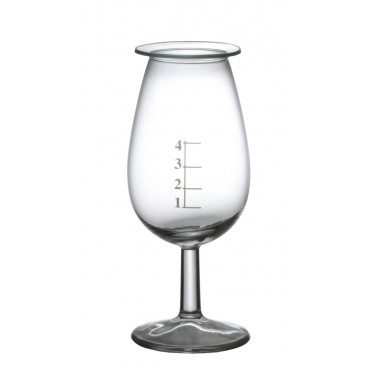 Distillery Taster with Gauge Lines