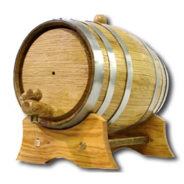 5L Oak Barrel