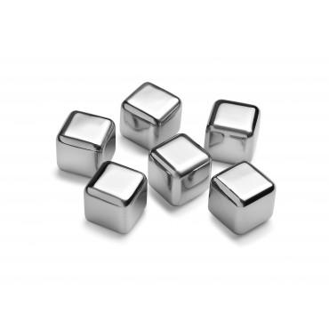 Steel Ice Cubes