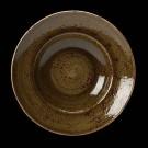 """Craft Brown Bowl Nouveau 11"""""""