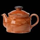 Craft Terracotta Tea Pot Club 15oz