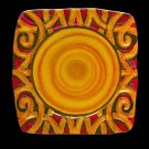 Artist Series Mixed Square Platter 15""
